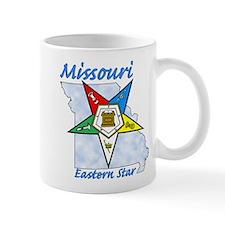Missouri Eastern Star Small Mug
