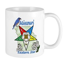 Missouri Eastern Star Mug
