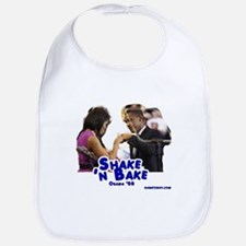 Obama, Shake 'n Bake Bib