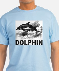 Vintage Dolphin T-Shirt