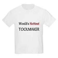 World's Hottest Toolmaker T-Shirt