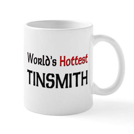 World's Hottest Tinsmith Mug