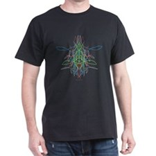 The Pinstripe Confusion T-Shirt