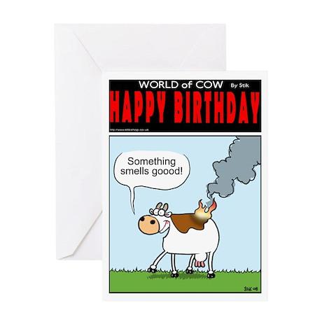 BBQ Birthday Greeting Card