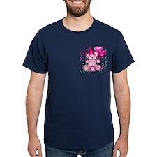 BIRTHDAY/BALLOONS (pink) T-Shirt