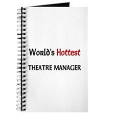 World's Hottest Theatre Manager Journal