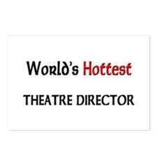World's Hottest Theatre Director Postcards (Packag