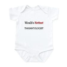 World's Hottest Thaumatologist Infant Bodysuit