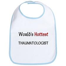 World's Hottest Thaumatologist Bib