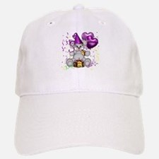 BIRTHDAY GIRL Baseball Baseball Cap