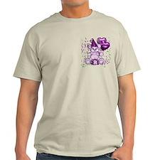 BIRTHDAY GIRL (purp) T-Shirt