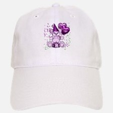 BIRTHDAY GIRL (purp) Baseball Baseball Cap