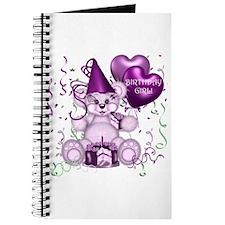 BIRTHDAY GIRL (purp) Journal