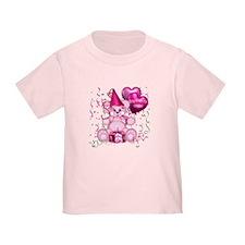 BIRTHDAY GIRL (pink) T