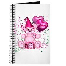 BIRTHDAY GIRL (pink) Journal