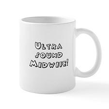 ultrasound midwife Mugs
