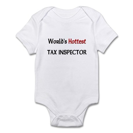 World's Hottest Tax Inspector Infant Bodysuit