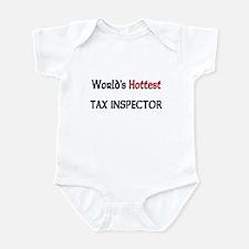 World's Hottest Tax Inspector Infant Bodysuit
