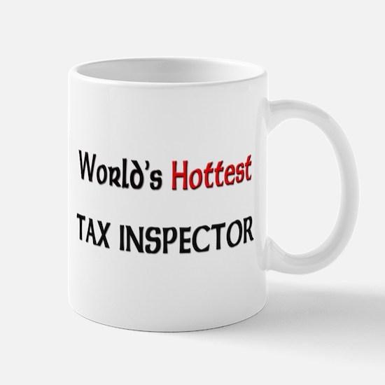 World's Hottest Tax Inspector Mug