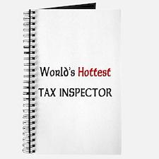 World's Hottest Tax Inspector Journal