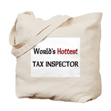 World's Hottest Tax Inspector Tote Bag