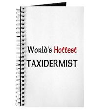 World's Hottest Taxidermist Journal