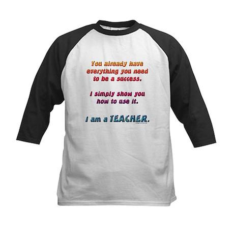 Everything you need teacher Kids Baseball Jersey