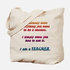 Everything you need teacher Tote Bag