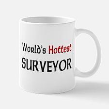 World's Hottest Surveyor Mug