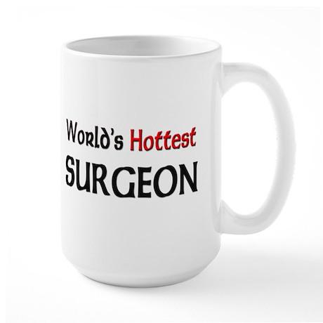 World's Hottest Surgeon Large Mug