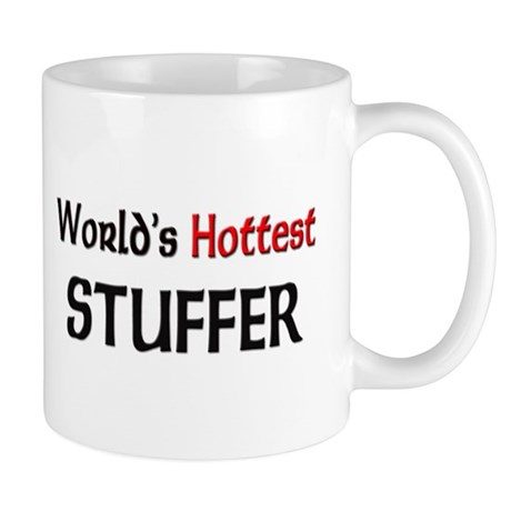 World's Hottest Stuffer Mug