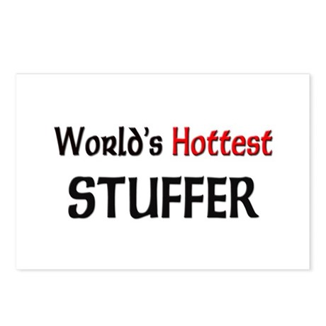 World's Hottest Stuffer Postcards (Package of 8)