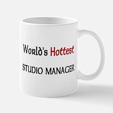 World's Hottest Studio Manager Mug