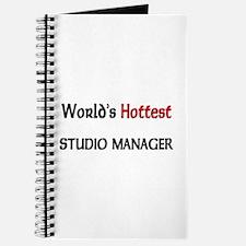 World's Hottest Studio Manager Journal