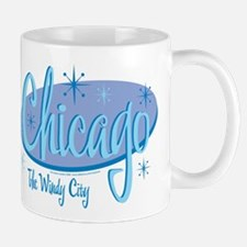 Chicago Retro Mug