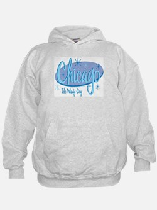Chicago Retro Hoodie