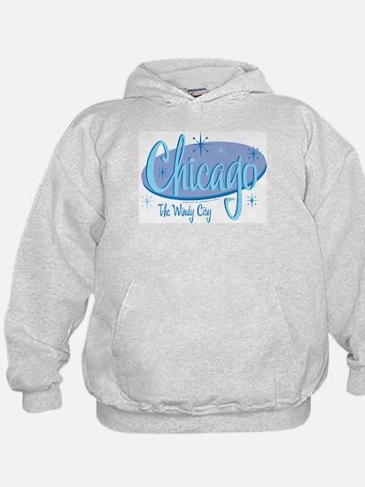 Chicago Retro Hoody
