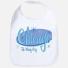 Chicago Retro Bib