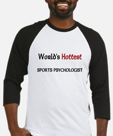 World's Hottest Sports Psychologist Baseball Jerse