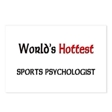 World's Hottest Sports Psychologist Postcards (Pac