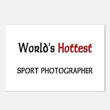 World's Hottest Sport Photographer Postcards (Pack
