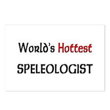 World's Hottest Speleologist Postcards (Package of