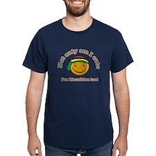 Not only am I cute I'm Mauritian too! T-Shirt