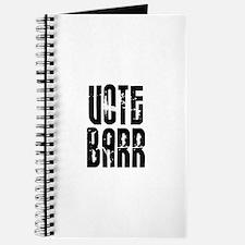 Vote Barr Journal