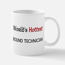 World's Hottest Sound Technician Mug