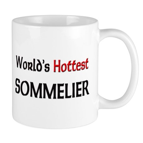 World's Hottest Sommelier Mug