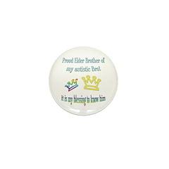 Proud Big Sister Mini Button (10 pack)
