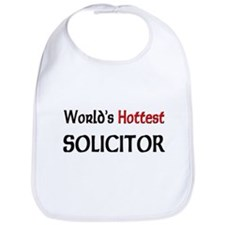 World's Hottest Solicitor Bib