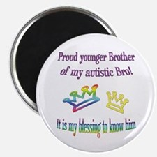 Proud younger brother Magnet