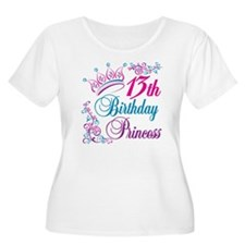 13th Birthday Princess T-Shirt
